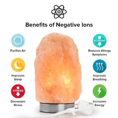Real Salt Lamp Brilliant Levoit Hand Carved Natural Himalayan Crystal Salt Lamp Giveaway Design Ideas