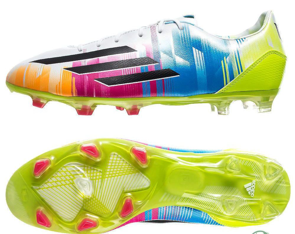 huge selection of dd052 df908 Adidas F30 TRX FG MESSI graphic Multi color Soccer Cleats  AdidasMessi