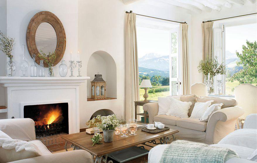 El mueble revista de decoraci n salones modernos y for Muebles para salon pequeno