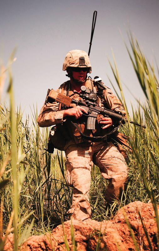 Marine Corps Radio Operator | Jobs I've held | Marine corps