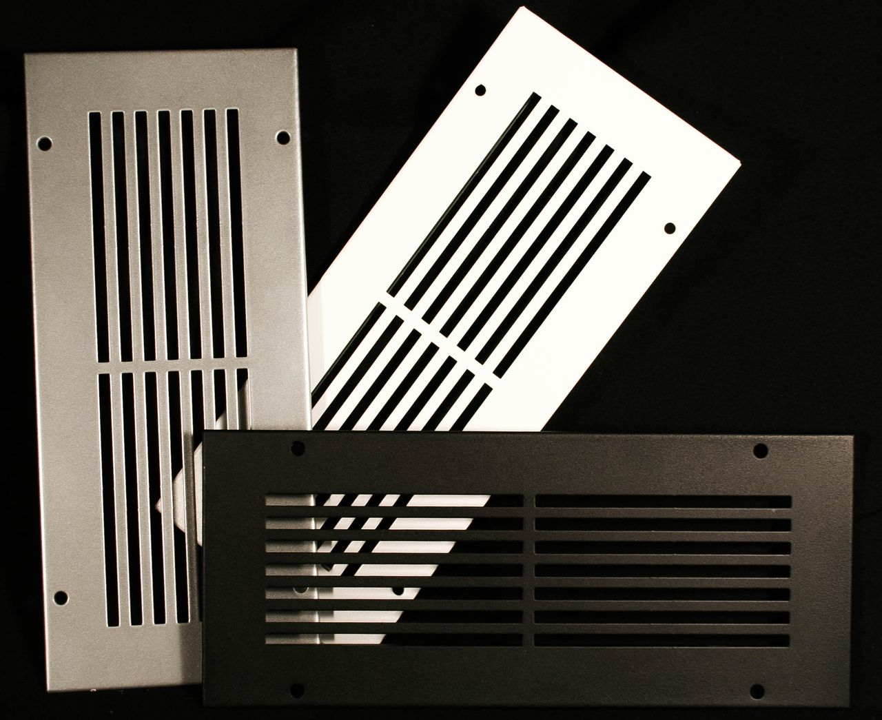 Slotted Vent Cover Vent covers, Baseboard heater covers