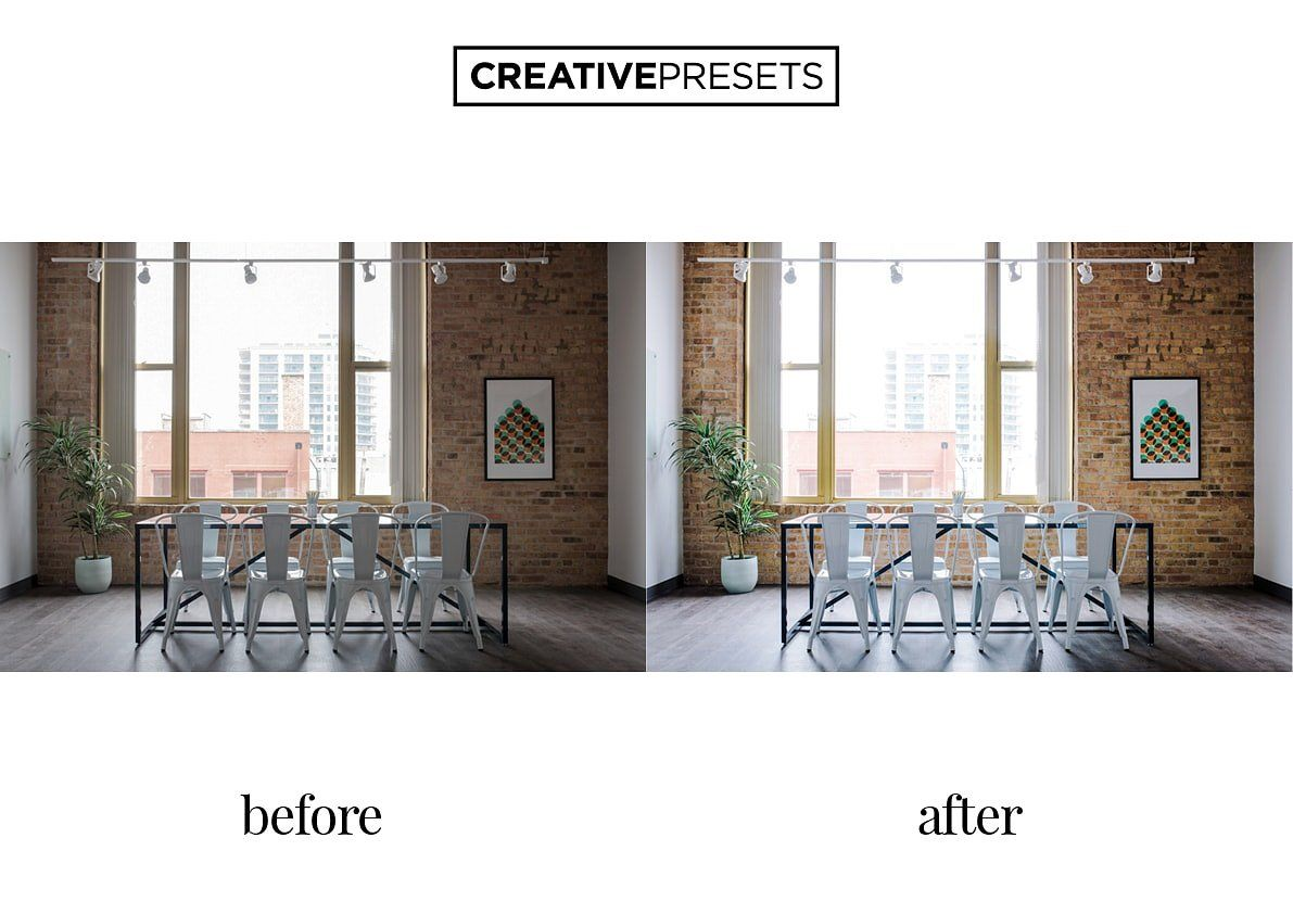 70 Interior Design Lightroom Preset Lightroom Presets Interior