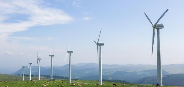 انواع الرياح  إن السبب الرئيسي لحدوث الرياح هو حدوث عمليات التوازن الحراري في الغلاف الجوي ، كم ان تنوع مقدار الضغط الجوي من شكل إلى آخر ، مما يشكل ال