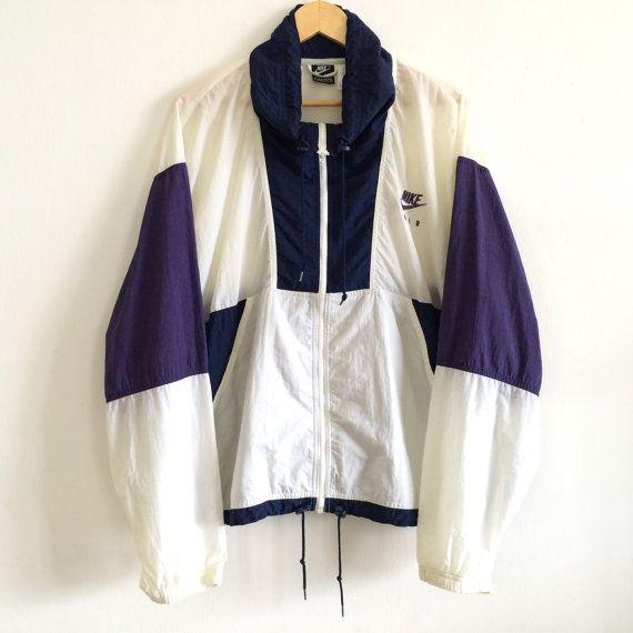 Vintage Nike Coupe-vent veste veste Hip Hop par FafaStore sur Etsy