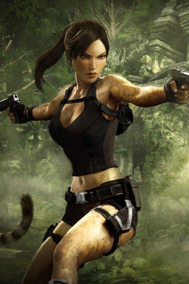 Lara Croft Tomb Raider: Underworld render  She's so HOT  | Icons I