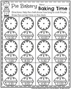 1st Grade Math and Literacy Worksheets with a Freebie | Enseñanza ...