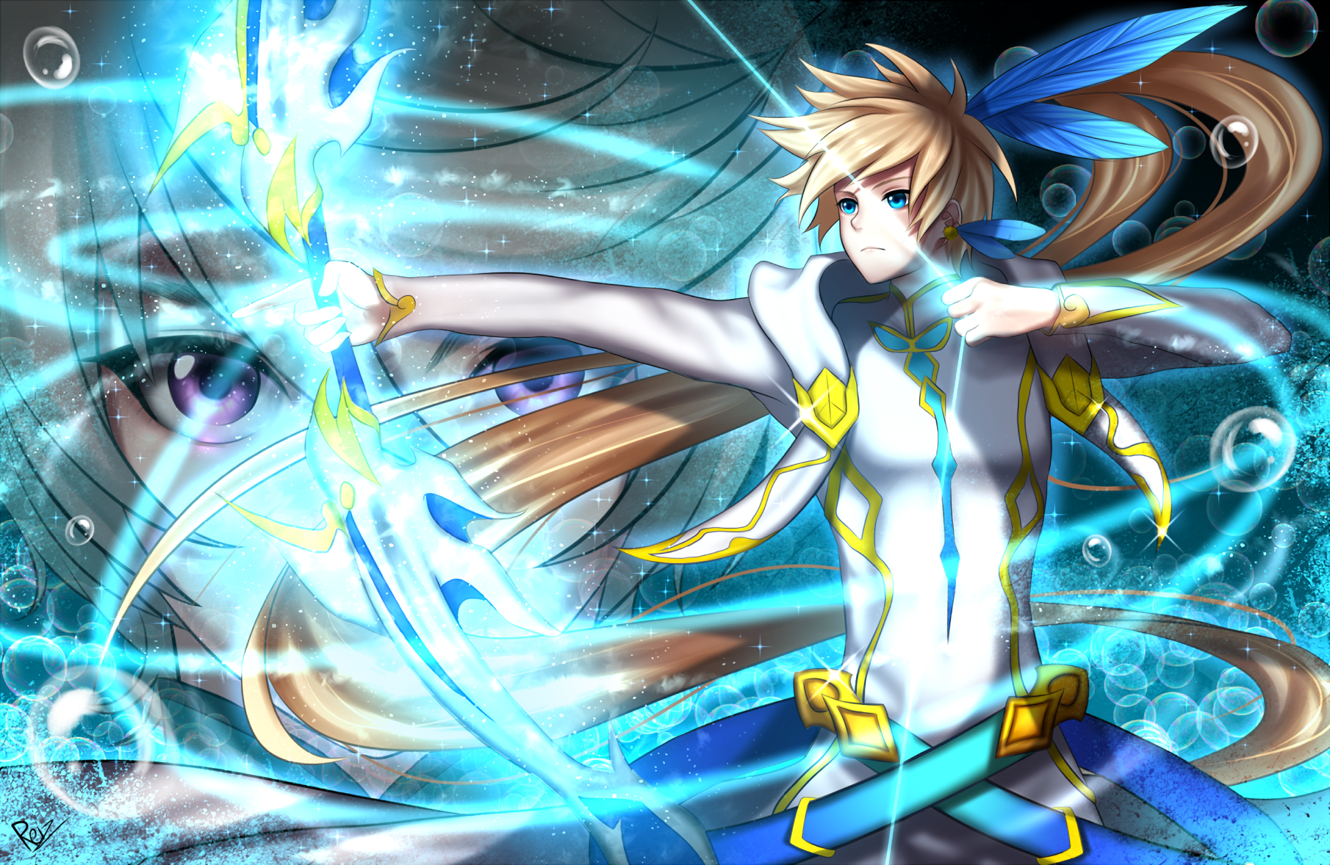 Anime Tales Of Zestiria The X Wallpaper