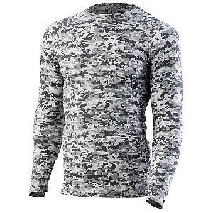 Youth Hyperform Compression Long Sleeve Shirt #compressionshirt #compressionsport #sportswear #apparel