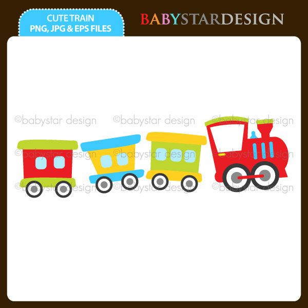 29++ Trains clipart ideas
