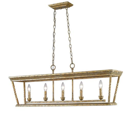 Found it at Wayfair - Darby Kitchen Island Pendant