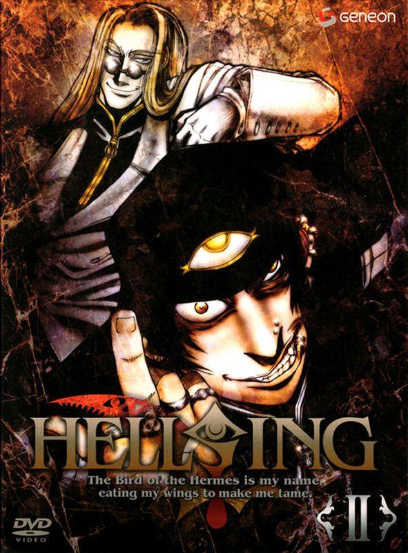 Hellsing Ultimate OVA 2 Anime, Sir integra