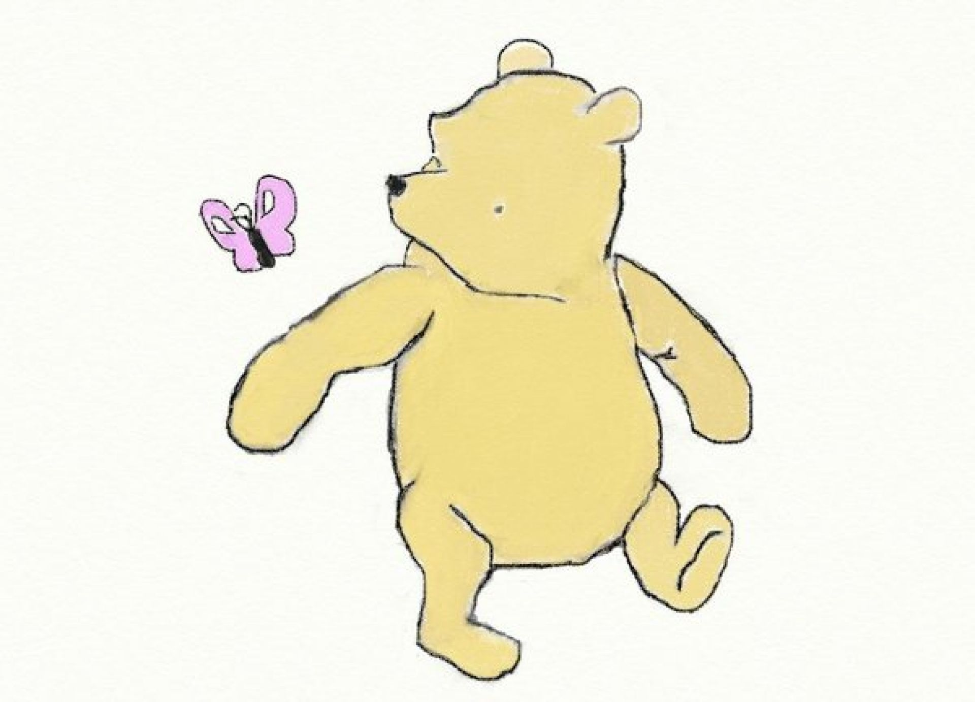 Classic Winnie The Pooh Wallpaper Wallpaper Com Imagens
