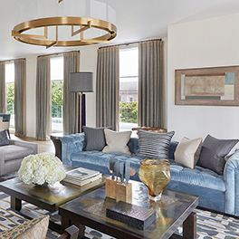 House  amp garden  leading interior designers luxury home decor helen also best images rh pinterest