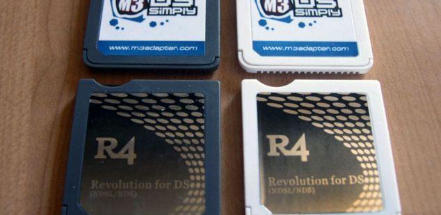 Importar y vender tarjetas pirata para jugar a Nintendo DS es ilegal, más sentencias lo confirman