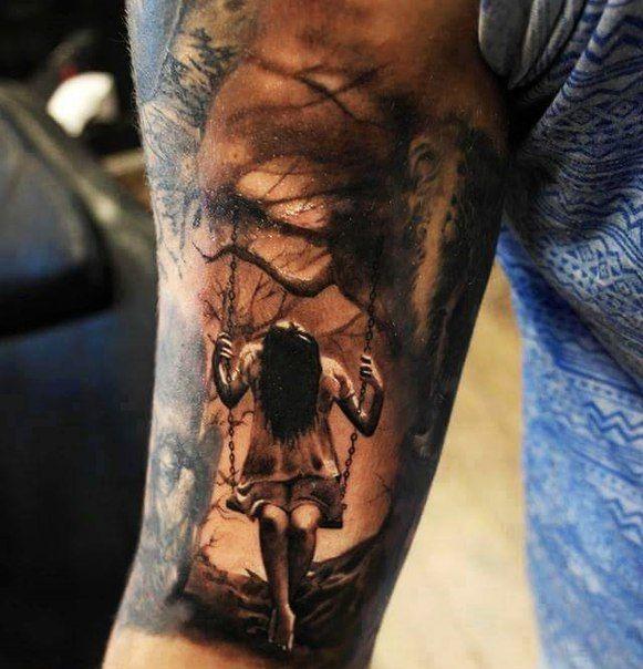 Тысяча чертей, какая татуировка!
