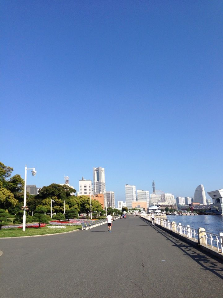 山下公園 Yamashita Park Yokohama Yokohama Japan Park