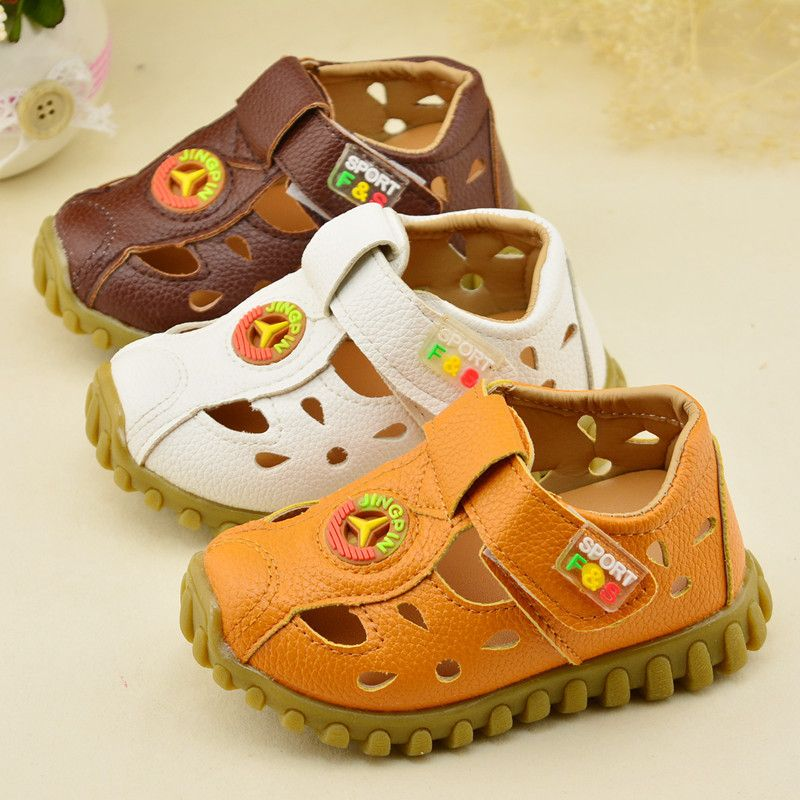 70bc7b3f706d 2016 New Summer Baby Shoes Boys Girls Sandals Mini Melissa Elsa Kids Shoes  Kids Sandals Soft