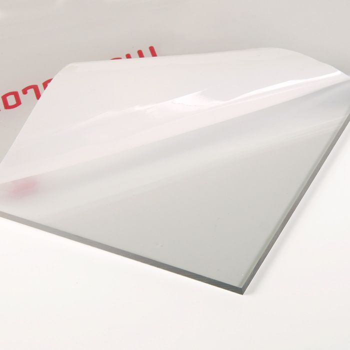 1 32 X 24 X 96 Clear Polycarbonate Sheet Plastic Sheets Polycarbonate Acrylic Shelf