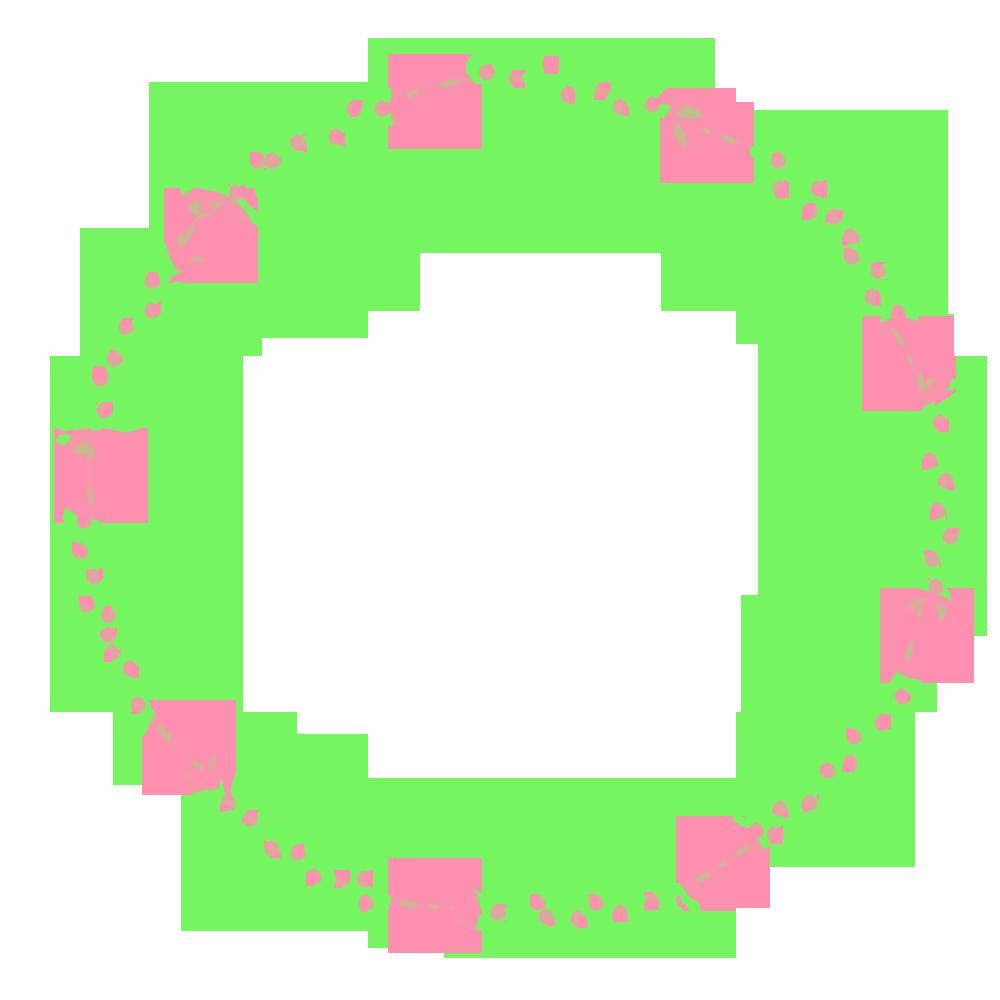 Freebies: Clip arts de flores y plantillas para hacer moodboards ...