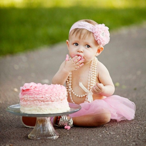 Fabulous 1St Birthday Photo Too Cute With Images 1St Birthday Cake Funny Birthday Cards Online Inifofree Goldxyz