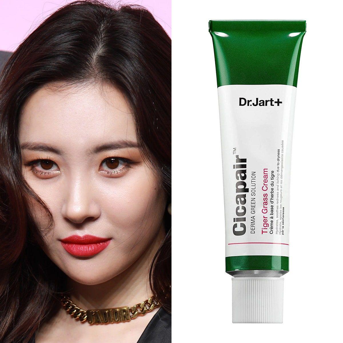 20 K Pop Stars Share Their Weirdest Tricks For Getting Glass Skin In 2020 Poreless Skin Glass Skin Skin Care Methods