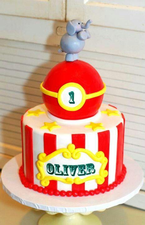 Marvelous Love The Plaque Carnival Cakes Cake 1St Birthday Cakes Funny Birthday Cards Online Bapapcheapnameinfo