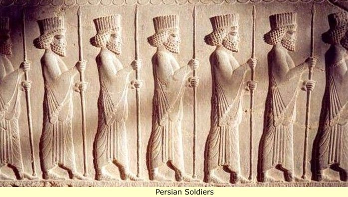 The Black, White, and Mulatto people of the Persian Empire ...