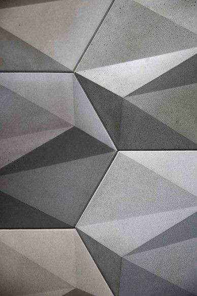 Concrete Lemanoosh Faceted Design Texture Design Texture
