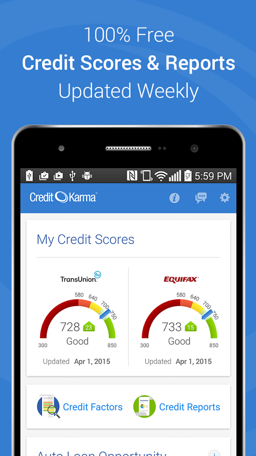 Credit Karma Brings Good Karma to Your Bank Account
