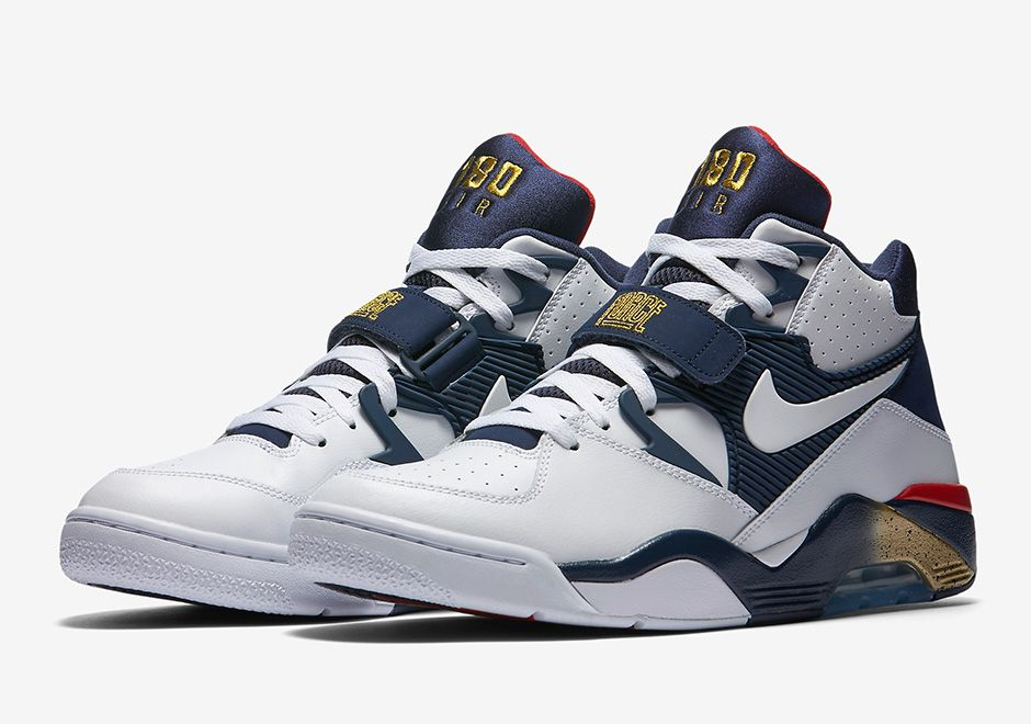 Look For The 2016 Nike Air Force 180 Olympic This Summer
