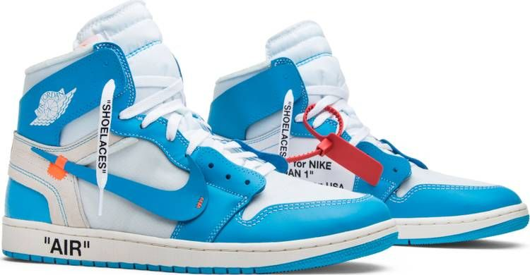 Off White X Air Jordan 1 Retro High Og Unc With Images Air