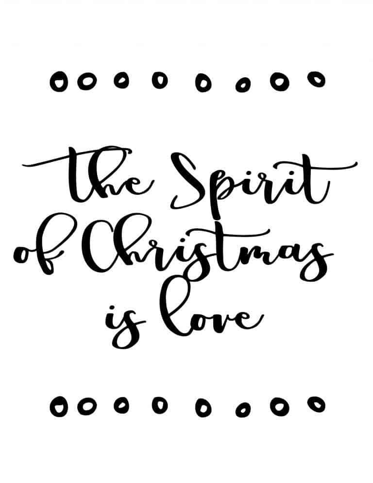 picture relating to Free Printable Christmas Art identified as Totally free Printable Xmas Wall Artwork Xmas printables