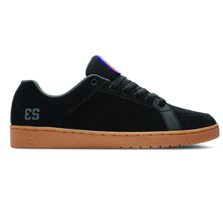 ES Skateboard Shoes SAL BLACK//GUM