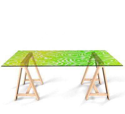Klebefolie für Tisch Möbel  Wohnen Tischfolien 317610 Glasbilder