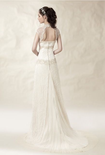 Vestidos de novia exclusivos barcelona