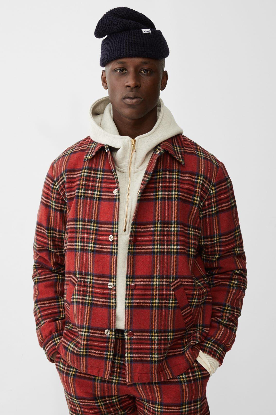 48fc8fe63f1f4 Aimé Leon Dore Unveils Lookbook for Fall Winter 2017 Collection ...