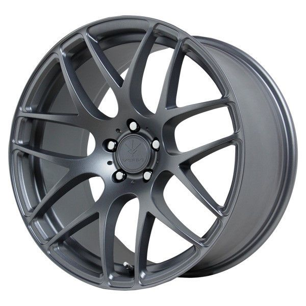 "Verde V44 Empire 19X8.5 5x114.3/5x4.5"" +38mm Graphite"