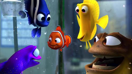 Finding Nemo. | Disney finding nemo, Finding nemo ...  Walt Disney Pictures Presents A Pixar Animation Studios Film Finding Nemo