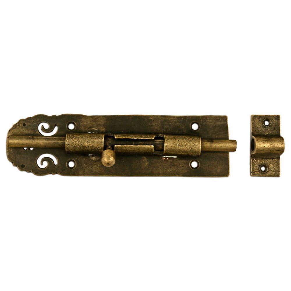 Flush Slide Lock Bolt Receiver Latch 675 Screen Door Latch Door