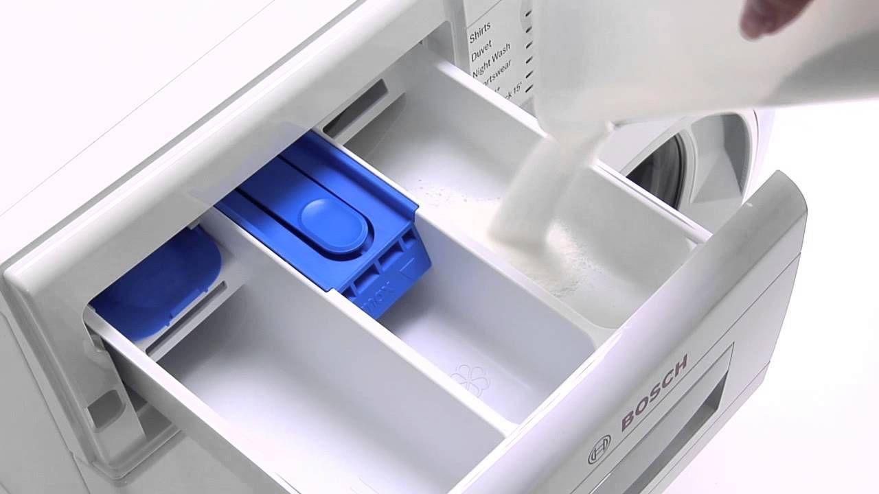 Bosch Washing Machine Self Cleaning Detergent Drawer Bosch Washing Machine Washing Machine Washing Machine Detergent