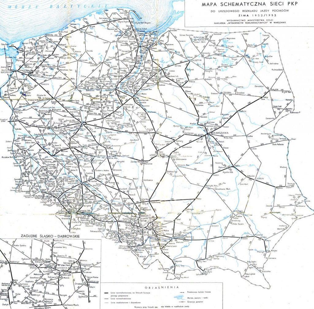 10 Fascynujacych Historycznych Map Polski Stare Mapy Mapa Polska