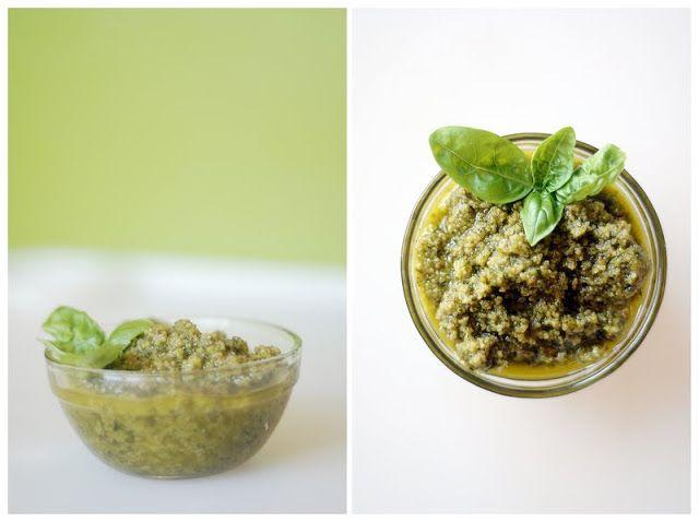 Life Thus Far...: Reason for Vegan & Vegan Almond-Basil Pesto
