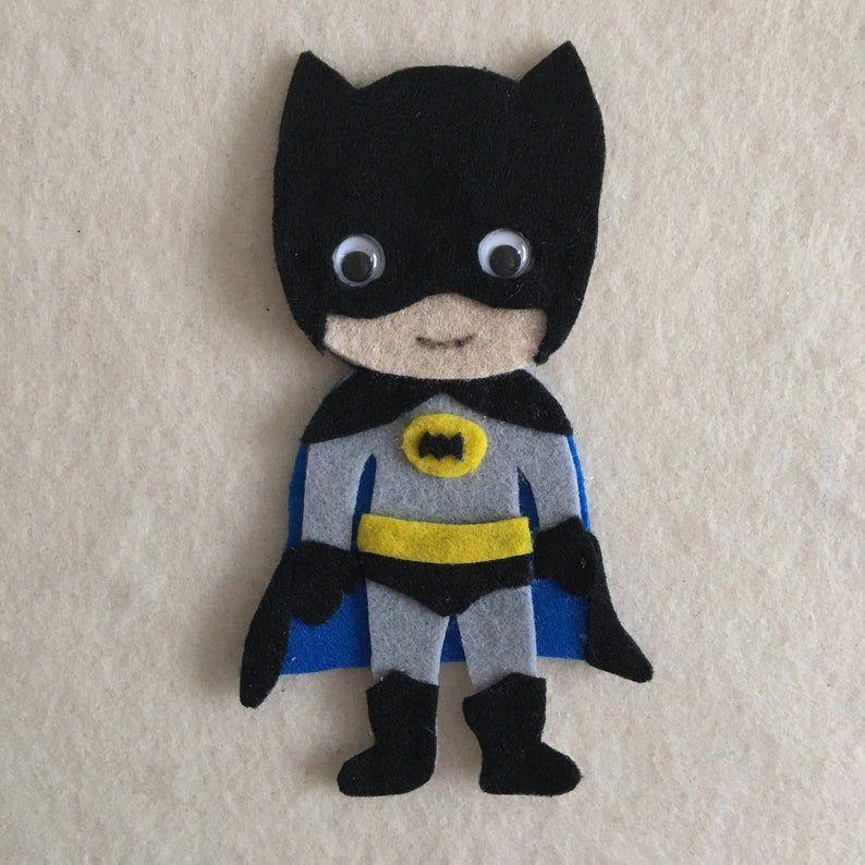 Super Heroes, Batman, Spiderman, Flash, Superman, Iron Man, and Captain America  -  Felt PDF PATTERNS ONLY -   12 disguise a turkey project boy spiderman ideas