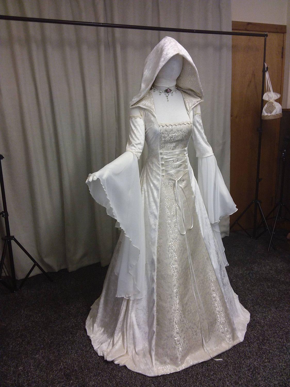 Hochzeitskleid Mittelalter – Valentins Day  Keltische