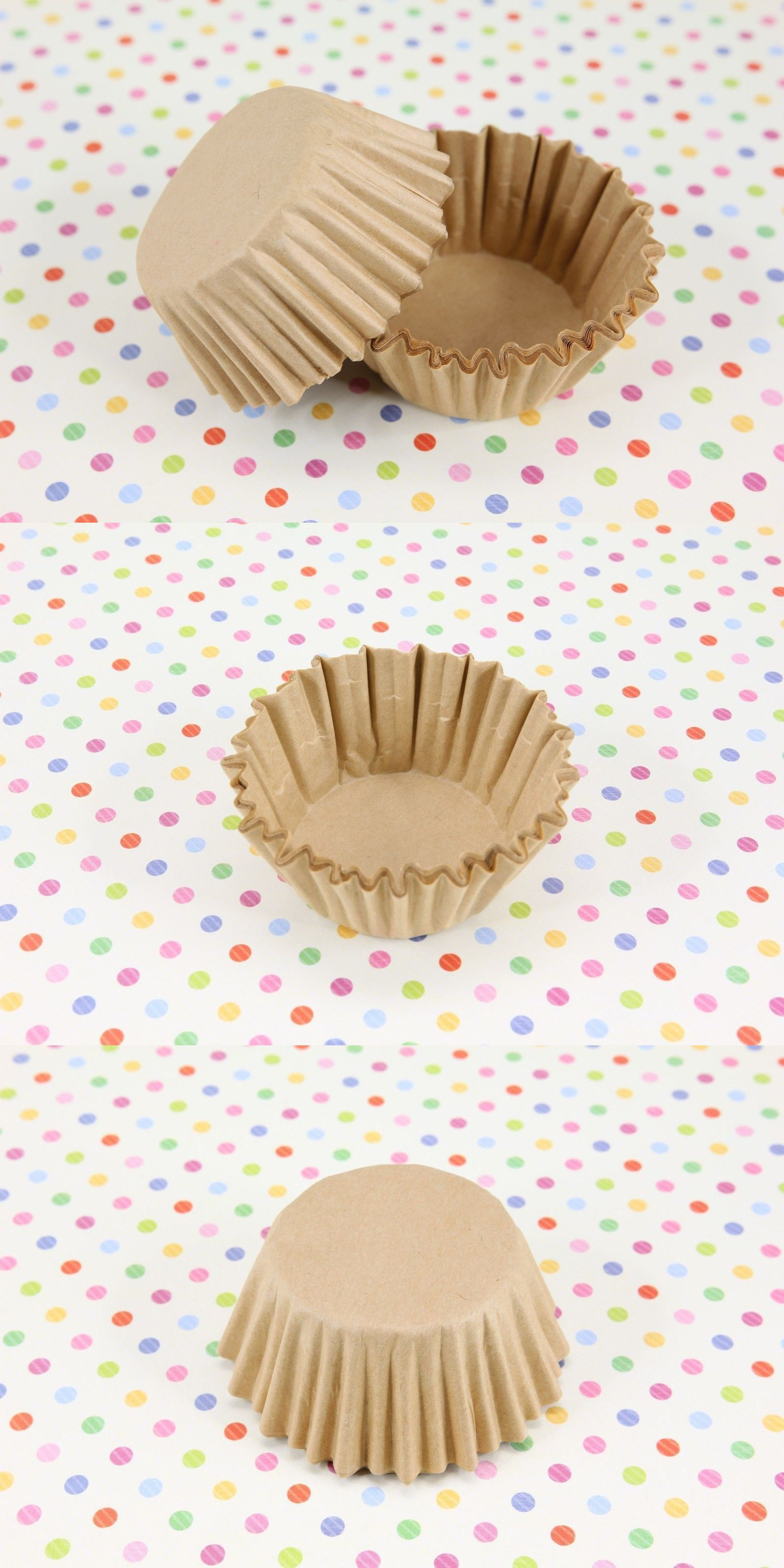 Baking Cups And Liners 177012 1 5 8 X 15 16 Paper Cupcake Small