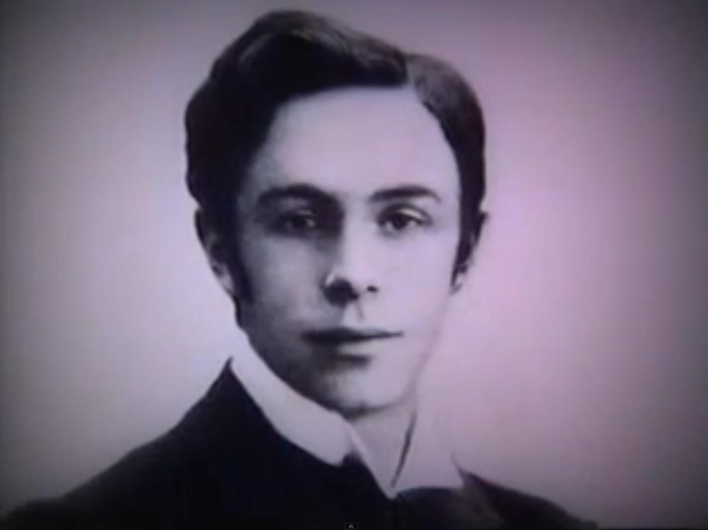 Young Alexander Scriabin | Componisten, Muziek