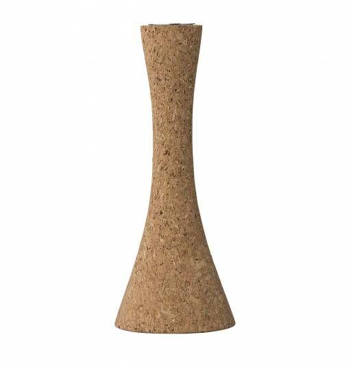 Fantástico #portavelas hecho en #corcho. De estilo #nórdico, te servirá para #iluminar tu #hogar o #decorar alguna #mesa que tengas libre. ¡Disponible en más modelos!