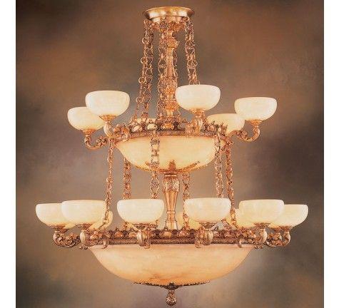 Mariner Chandelier 18896 Suspensions Pinterest – Alabaster Lighting Chandeliers