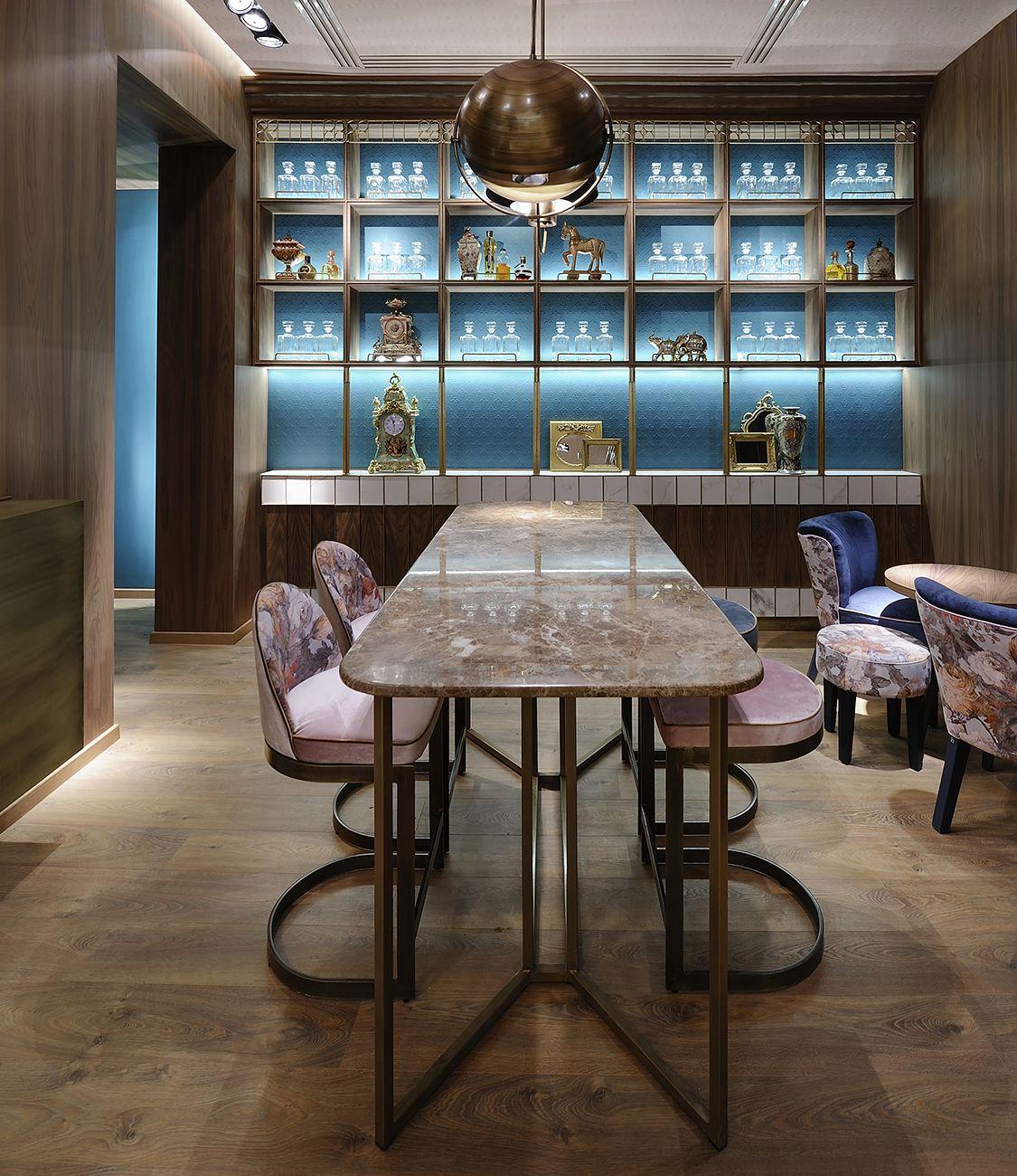 Mr  Simon - Udine, Italy   (4)Restaurant interior Design