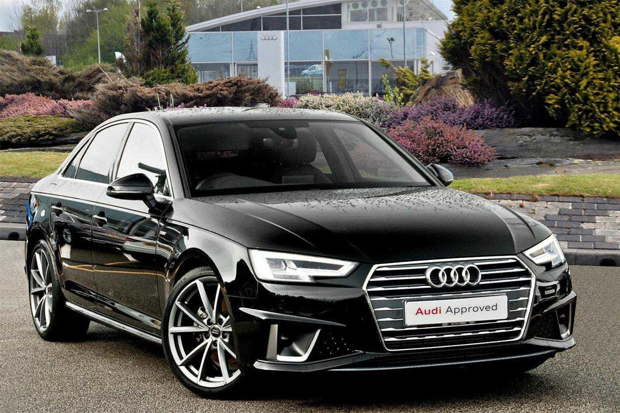 Audi A4 35 Tfsi S Line 4Dr Audi a4, Audi, Audi a3
